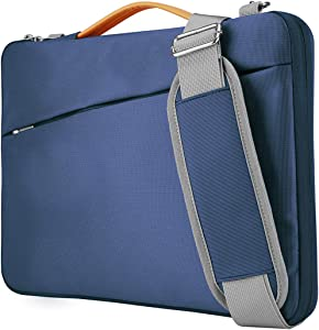 Laptop Sleeve Case Handle Bag, 13-14 Inch Notebooks Sleeves Compatible with 14