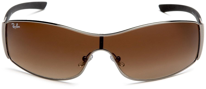 98aacc4151 ray ban sunglasses 3268 gunmetal rayban rb3268 sunglasses rayban ...