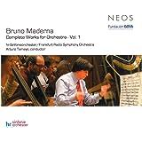 Sämtliche Werke für Orchester Vol.1