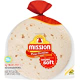 "Mission, 6"" Flour Tortillas, 20 Count, 26oz Bag (Pack of 2)"