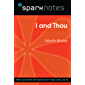 I and Thou (SparkNotes Philosophy Guide) (English Edition)