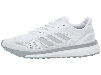 41f09981529 adidas Women s Response LT W White Silver Athletic Shoe