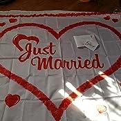 Betttuch Bemalen Hochzeit