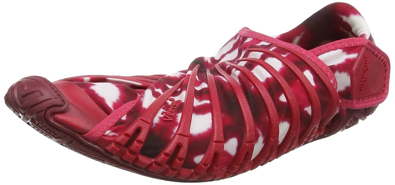 Vibram Fivefingers Vibram Furoshiki Original, Zapatillas para Mujer 36 EU|Rojo (Shibori)