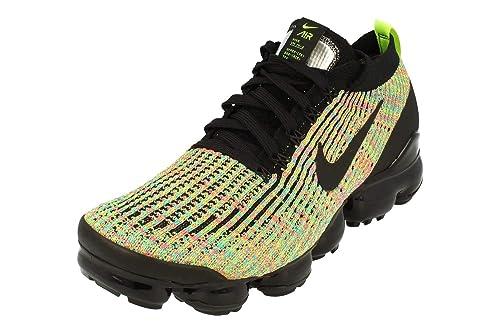 Nike Air VaporMax Flyknit 3 AJ6900 002 Hommes Chaussures Baskets Sneaker Noir