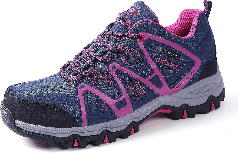 TFO Women s Lightweight Breathable Non-Slip Hiking Running Shoe Athletic Outdoor Walking Trekking Sneaker
