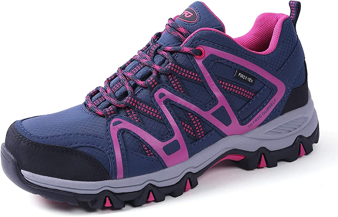 TFO Women's Lightweight Breathable Hiking Shoe