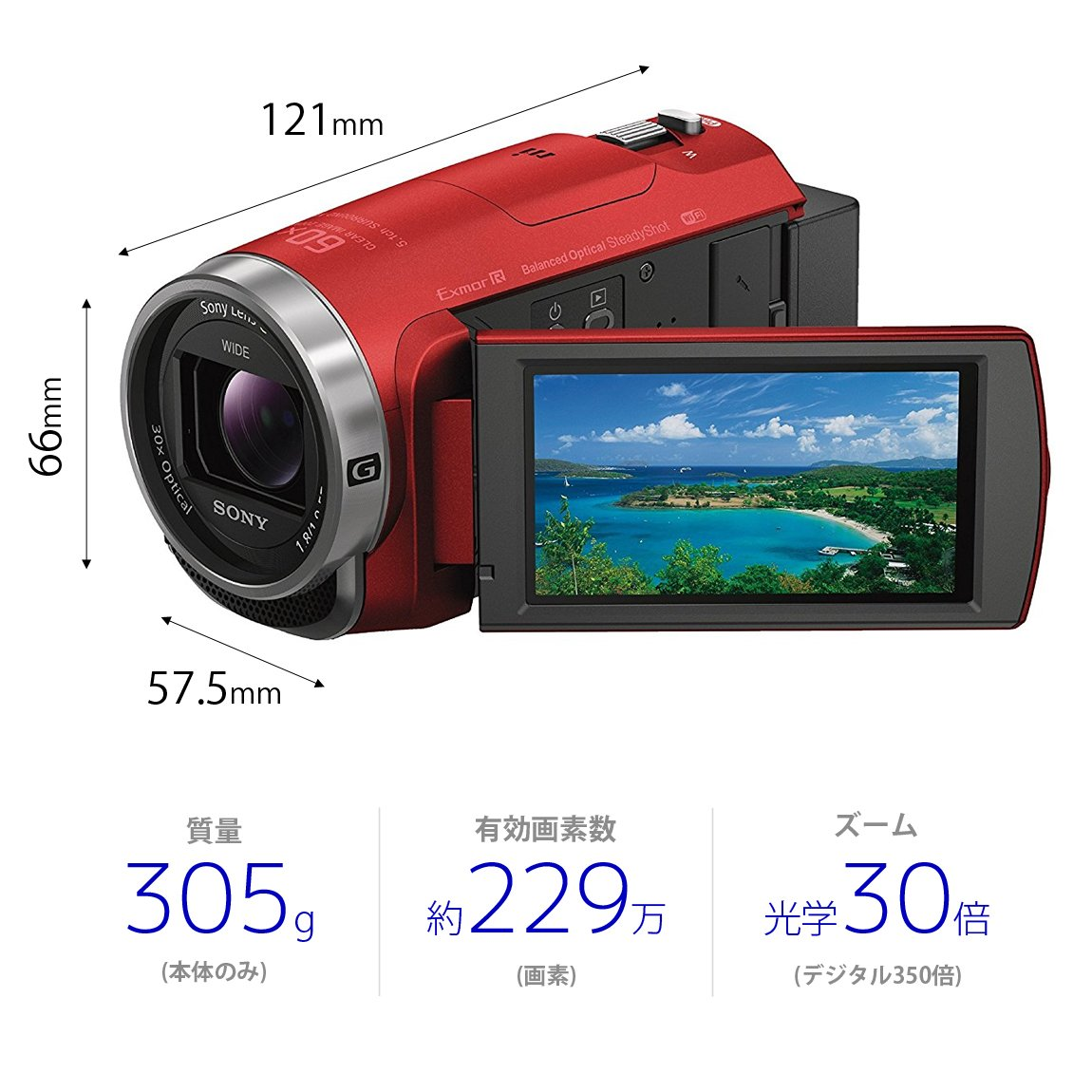 Vivitar DVR995WHD-GRP-IT Action Camera Navitech Adjustable Shoulder Body Strap Harness Mount Holder Compatible with The Vivitar DVR785HD-BLU 5MP