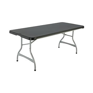lifetime white in table tables pin folding half portable fold granite