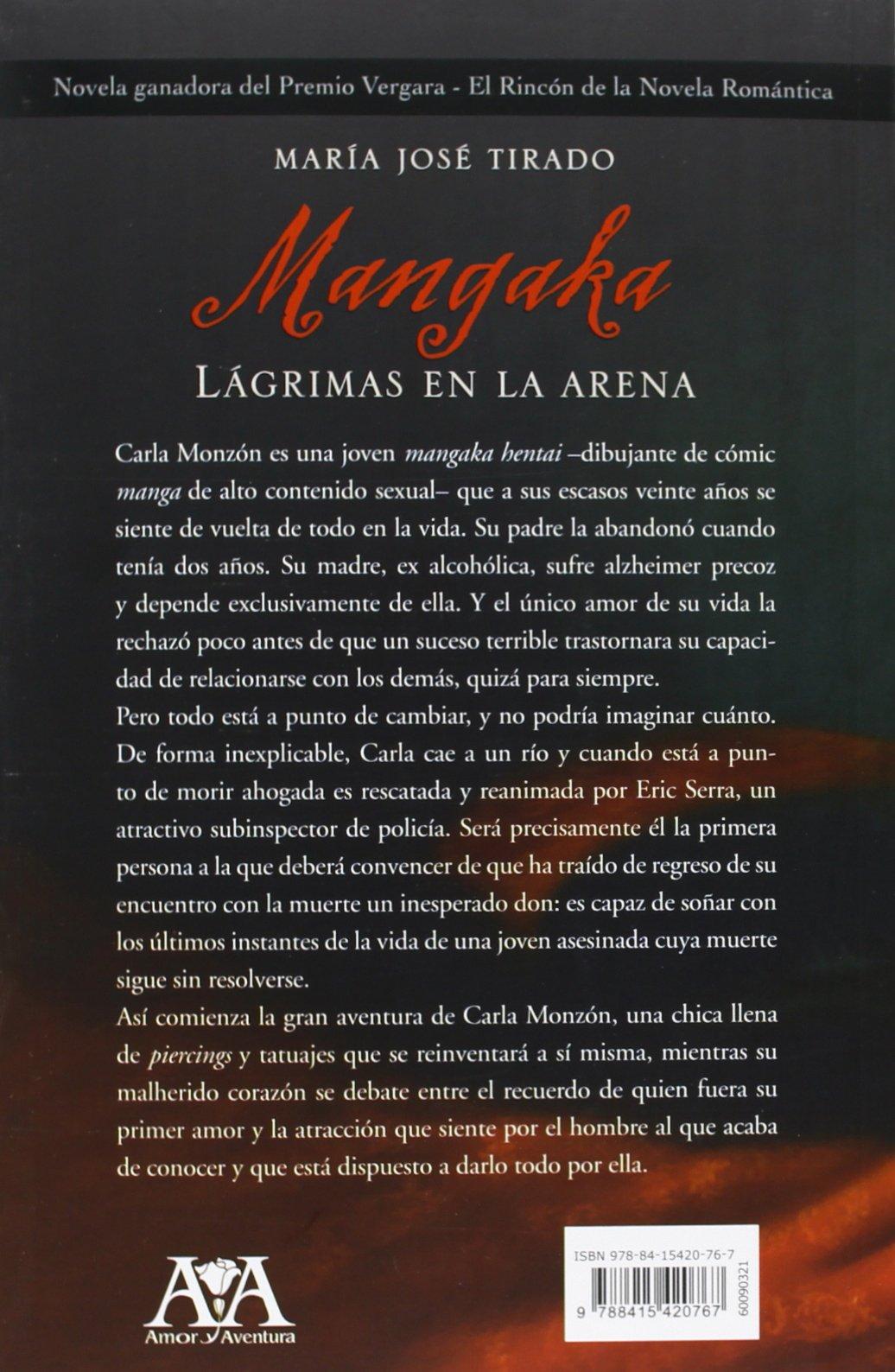 Mangaka. Lágrimas en la arena Premio Vergara - El Rincón de la ...