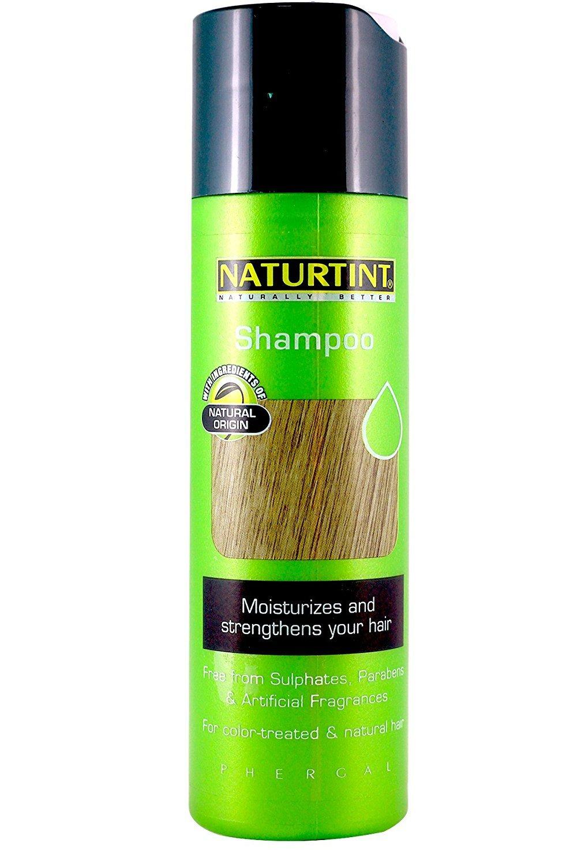 Naturtint Shampoo For Color-Treated & Natural Hair -- 7.04 fl oz