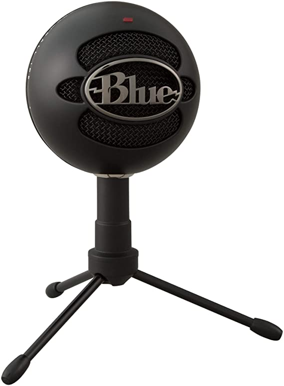 Blue Snowball iCE USB Mic for Recording and Streaming on PC and Mac