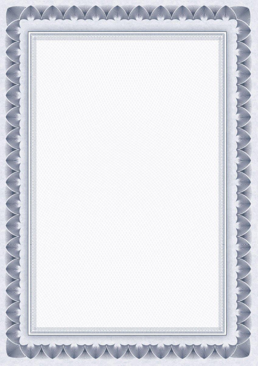 Certificati diploma A4Arcade blu–Confezione da 25fogli, carta 170gsm Argo S.A.