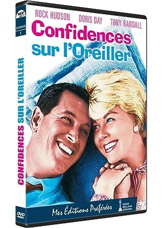 confidences sur l oreiller Confidences sur l'oreiller: Amazon.fr: Rock Hudson, Doris Day: DVD  confidences sur l oreiller