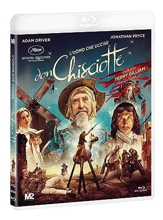 Amazoncom The Man Who Killed Don Quixote Blu Ray