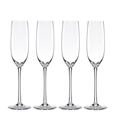 Lenox Tuscany Classics Fluted Champagne Glassware, Set of 4-6099840