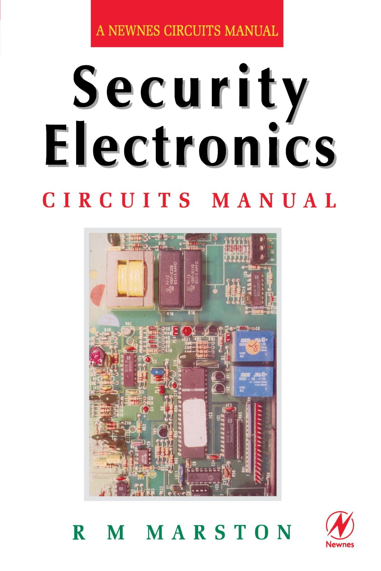 Electronic Circuit Manual Induction Cooker Pcb Diagram Electricalequipmentcircuit Array Security Electronics Circuits Amazon Co Uk R M Marston Rh
