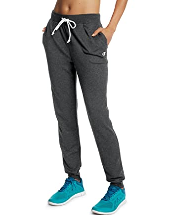 9c792118a Champion Women's French Terry Jogger Pants at Amazon Women's Clothing store:
