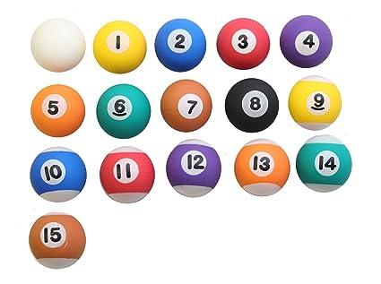 Amazon.com: Piscina Billar Tema Super Bouncy Ball Toy Set ...
