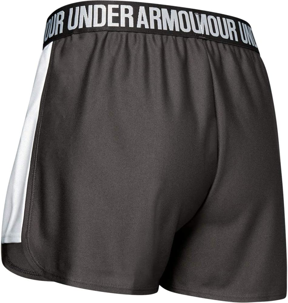 atmungsaktive Sporthose Under Armour Damen Play Up Short 2.0 komfortable Sportshorts mit loser Passform