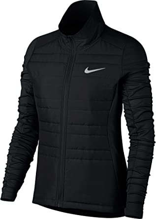 c8541617ccf Nike Women s Essential Running Jacket at Amazon Women s Clothing store