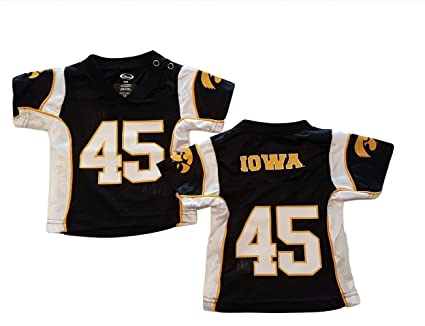 8327411d92f Iowa Hawkeyes Football Jersey  45 Infant and Toddler Sizes (0-3 Months)
