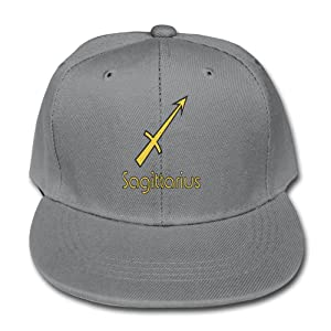 Sagittarius Zodiac Sign Symbol Unique Ash Children Children Pure Baseball Cap