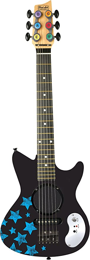 Jazwares 15236 fe5007 – Guitarra eléctrica: Amazon.es ...