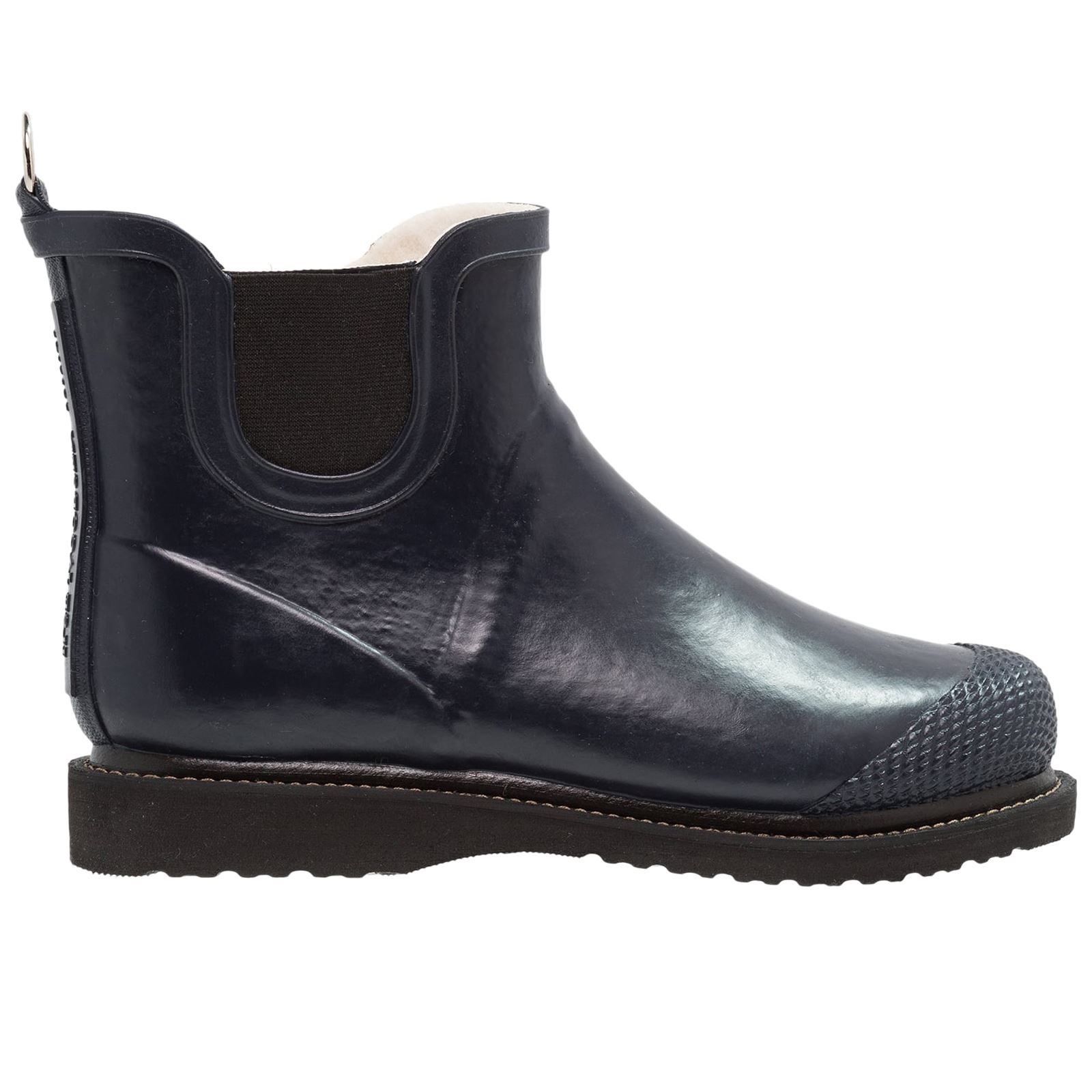 Ilse Jacobsen Women's Short Rubber Boot,Dark Indigo,EU 40 M by ILSE JACOBSEN (Image #1)