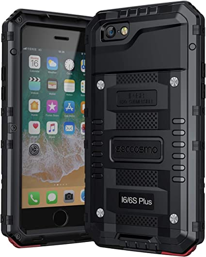 custodia iphone 6 waterproof