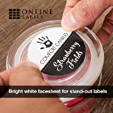 3 Inch Round Labels - Pack of 600 Circle