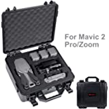 2020 Smatree Hard Carrying Case Compatible for DJI Mavic 2 Pro/Mavic 2 Zoom Fly More Combo(Upgrade Edition)