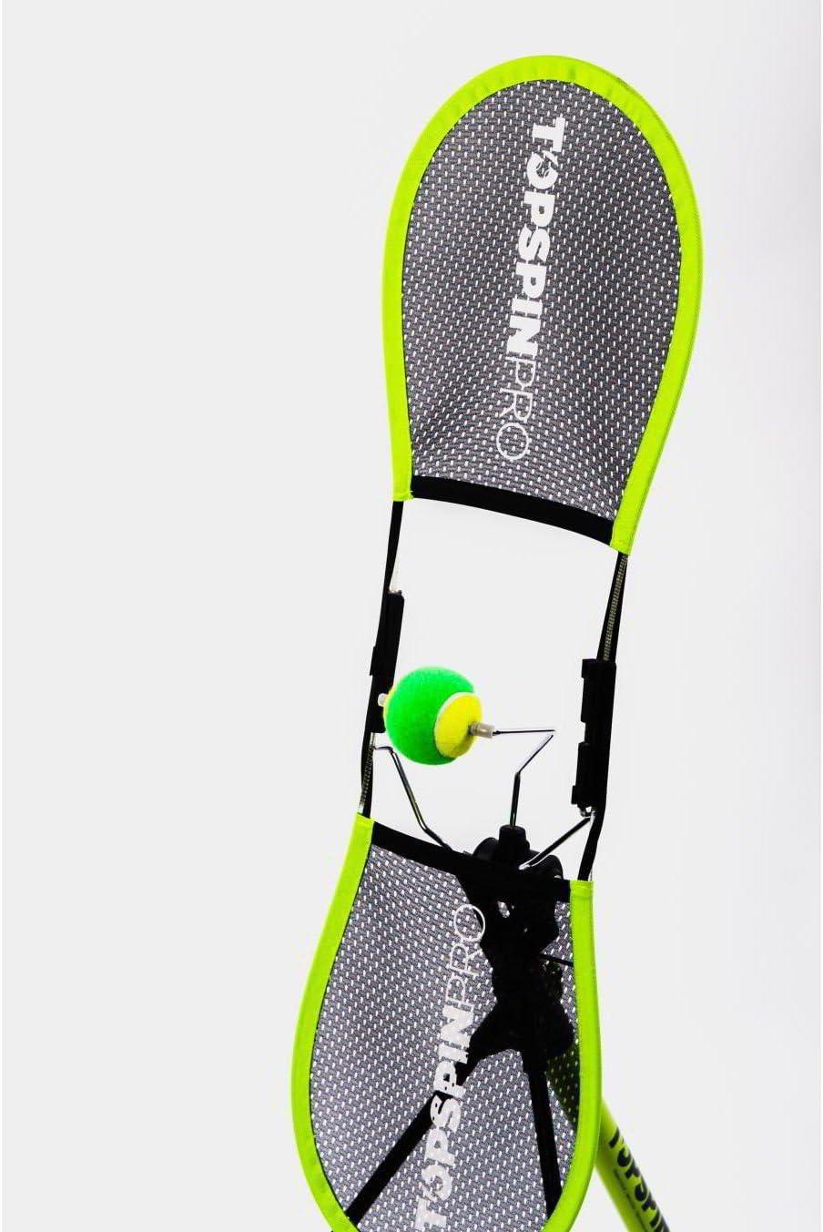 TopspinPro - Aprende el golpeo con 2 Minutos al día - Un Asistente de Entrenamiento de Tenis revolucionario - Usado en 67 países