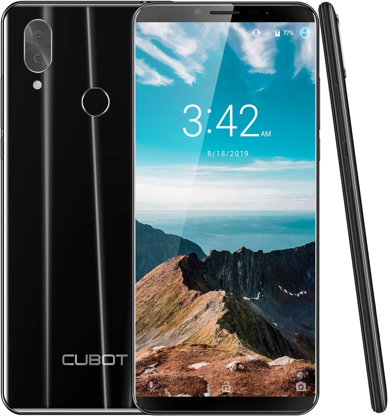 CUBOT X19 2019 Octa-Core Smartphone Libre 4G Android 9.0 4GB RAM+ 64GB ROM 18:9 5.93
