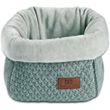 Baby's Only Corbeille de rangement Robust Mix gris vert - Vert