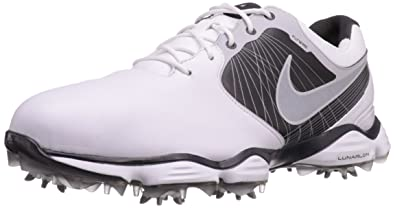 0787f3f42d38 Image Unavailable. Image not available for. Color  Nike Golf Men s Nike  Lunar Control II Golf Shoe ...