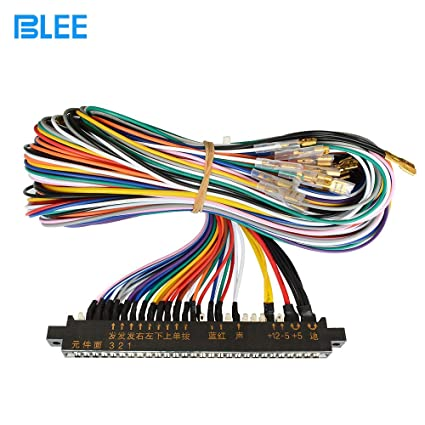 Strange Amazon Com Blee 1 Unit Arcade Jamma 28Pinx2 56 Pin Interface Wiring Database Ioscogelartorg