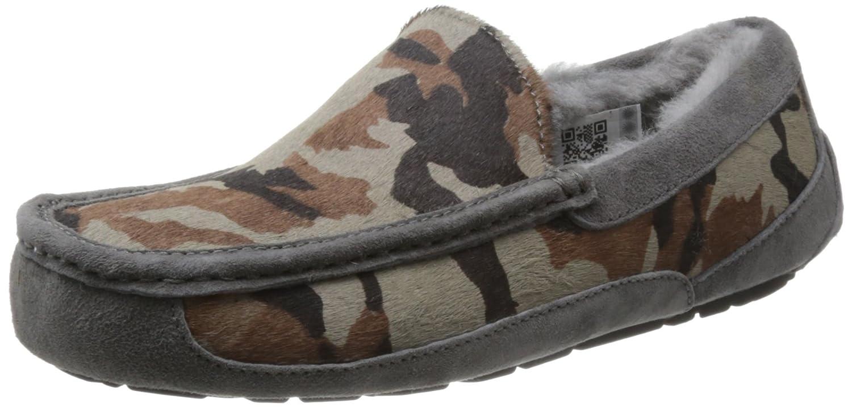 567c25b22ee78 Amazon.com | UGG Mens Ascot Camo Slipper Metal Size 9 | Shoes