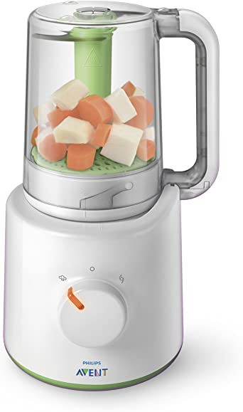 Philips Avent Scf87020 Combined Steamer And Blender
