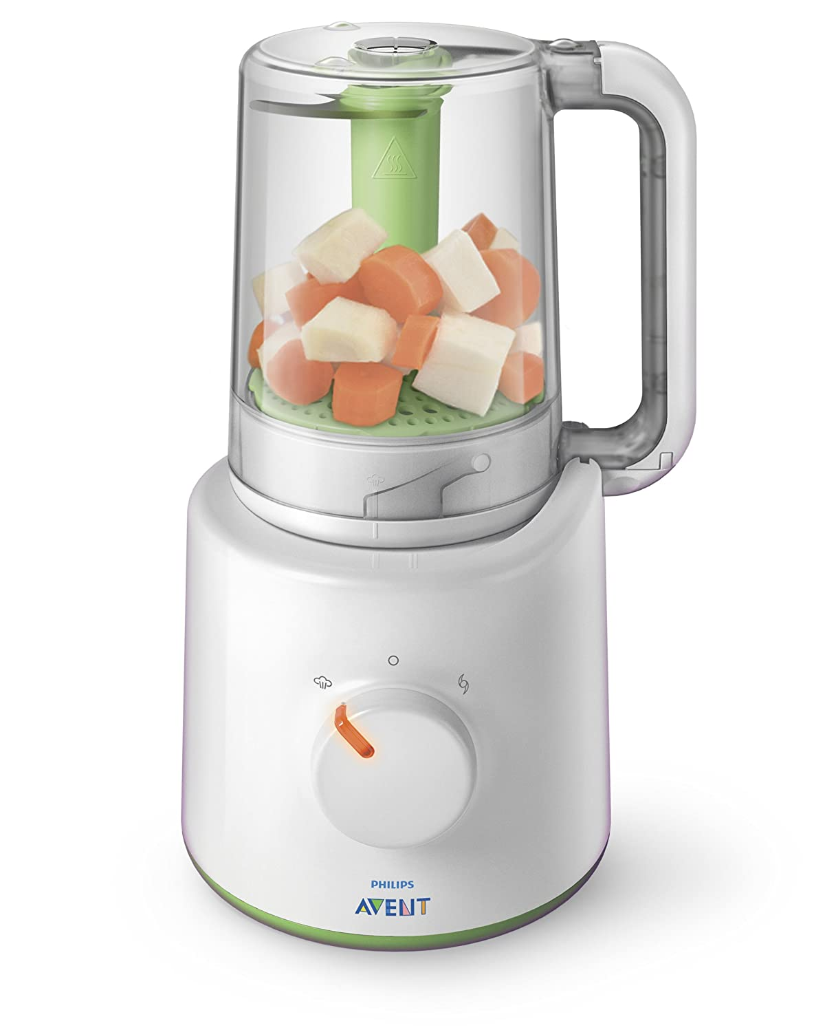 Philips Avent SCF870/20 Combined Steamer and Blender