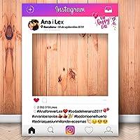 setecientosgramos Photocall Instagram | 90x120 | Ventana Instagram
