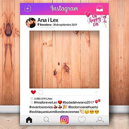 setecientosgramos Photocall Instagram | Ventana Instagram ...