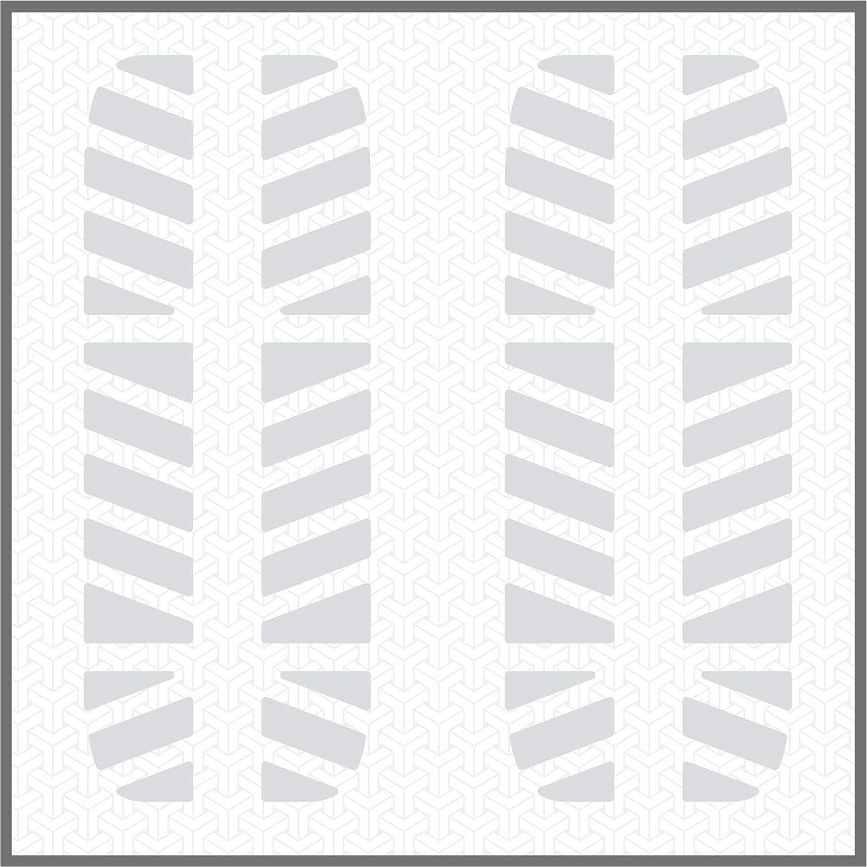 Black 12pcs Aufkleber Reflektierende kompatibel mit SEITENKOFFER Monokey Trekker 33lt 46lt