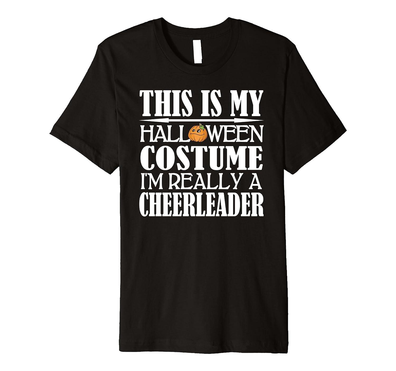 Cheerleader Costume Premium Shirt