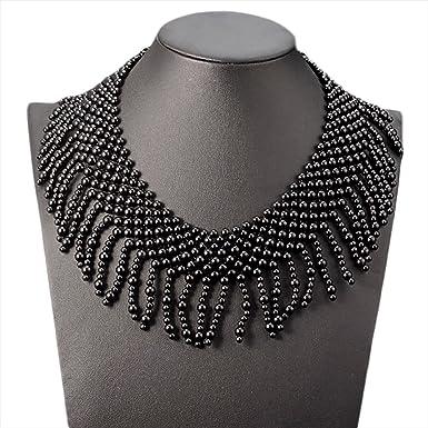 Tender Handmade Jewelry Beautiful Beaded Necklace Stylish Necklace Gift