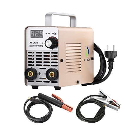 ARC Welder ARC120 DC Stick 220V MMA soldadora inverter Mini Portable ...