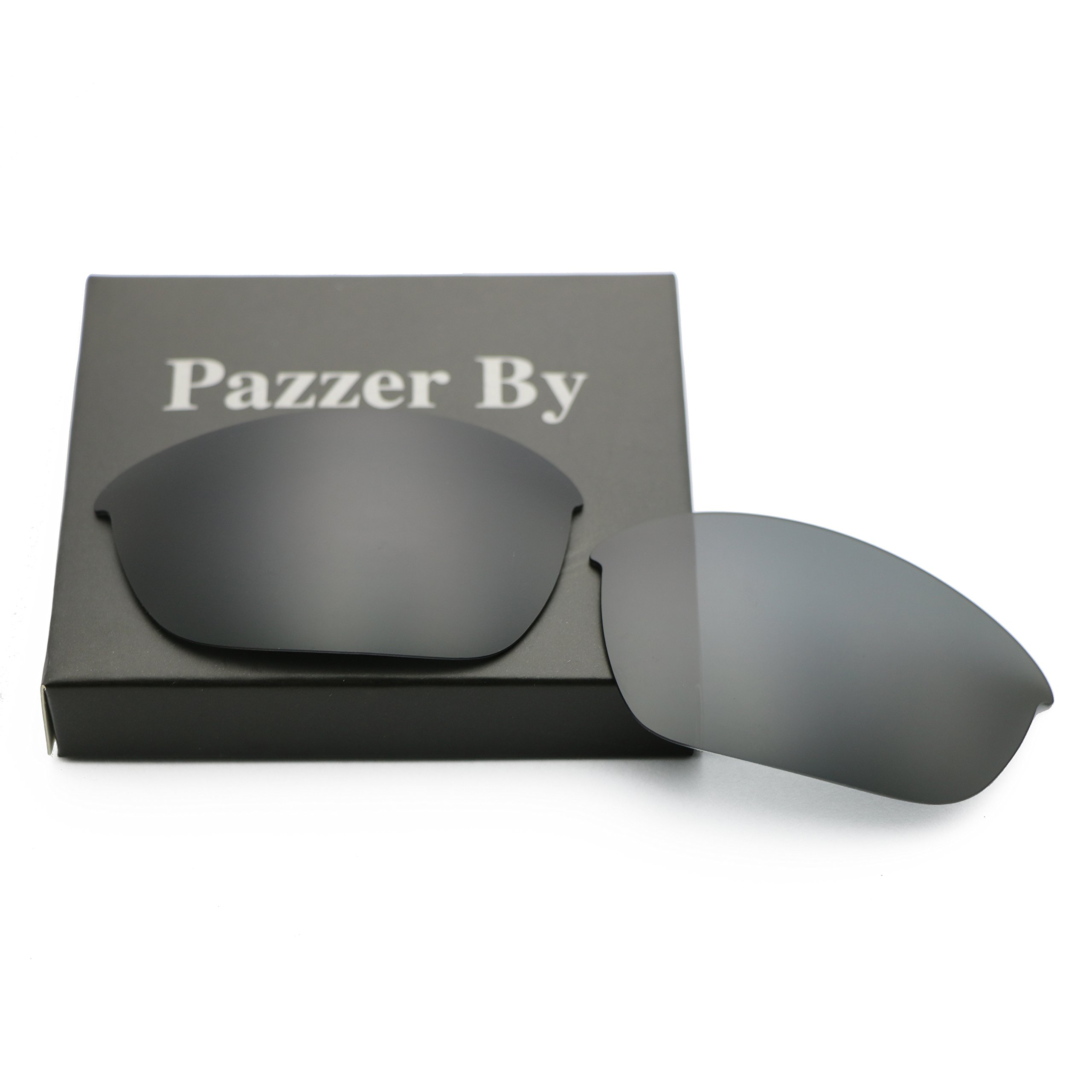 Polarized Replacement Lenses for Oakley Half Jacket 2.0 - Black