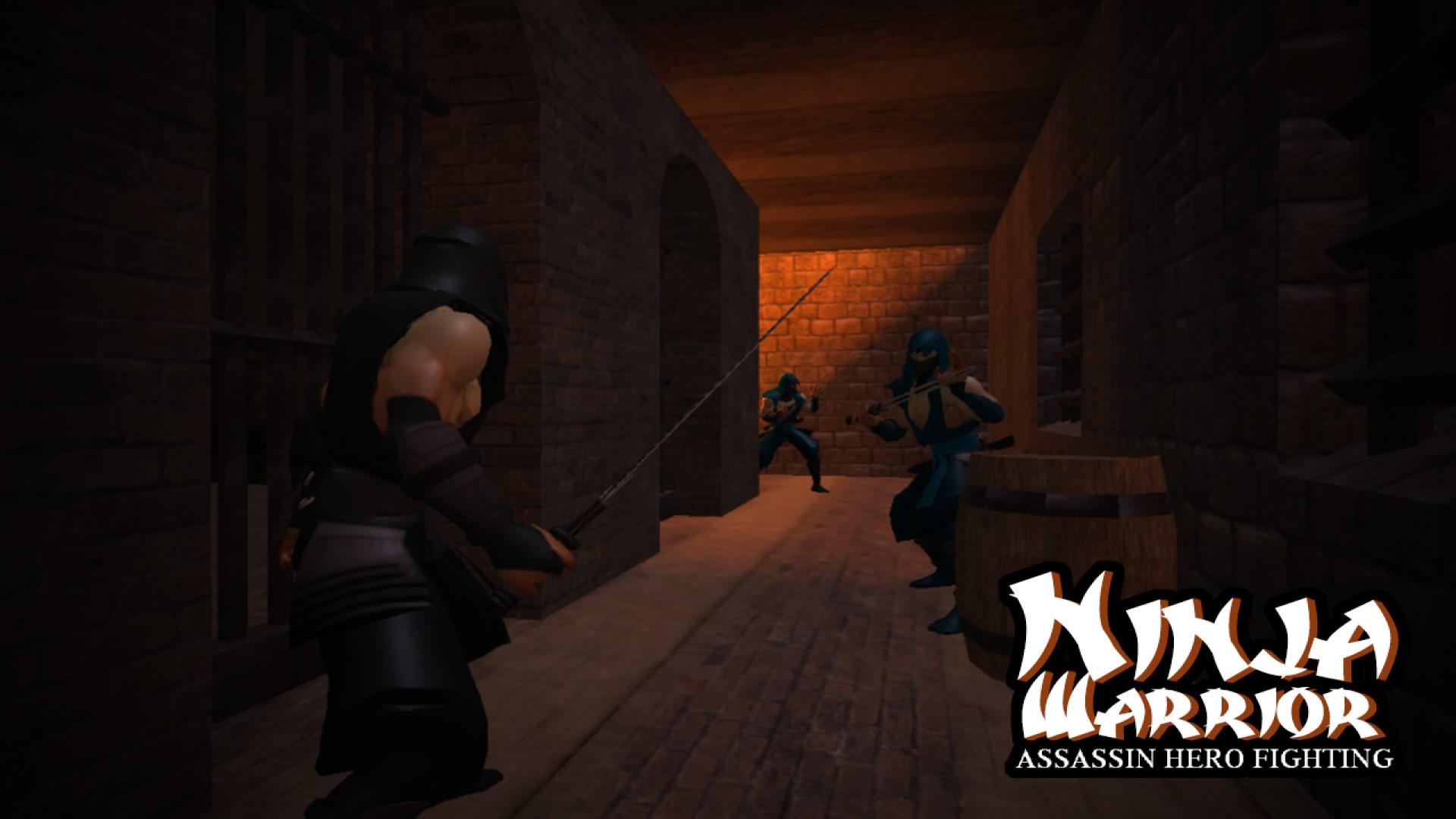 Amazon.com: Ninja Warrior : Assasin Hero Fighting: Appstore ...