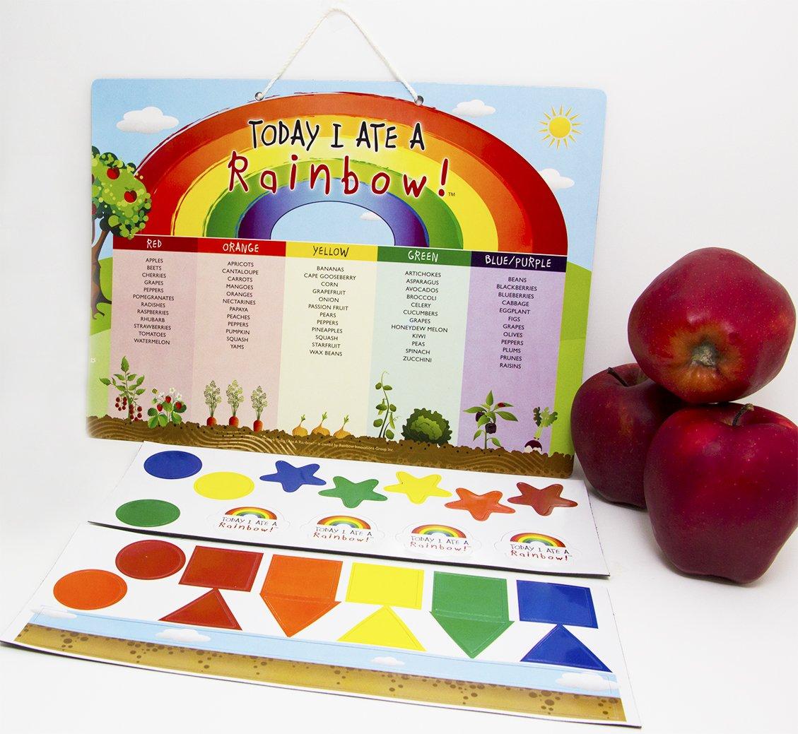 Today i ate a rainbow kit amazon home kitchen nvjuhfo Images