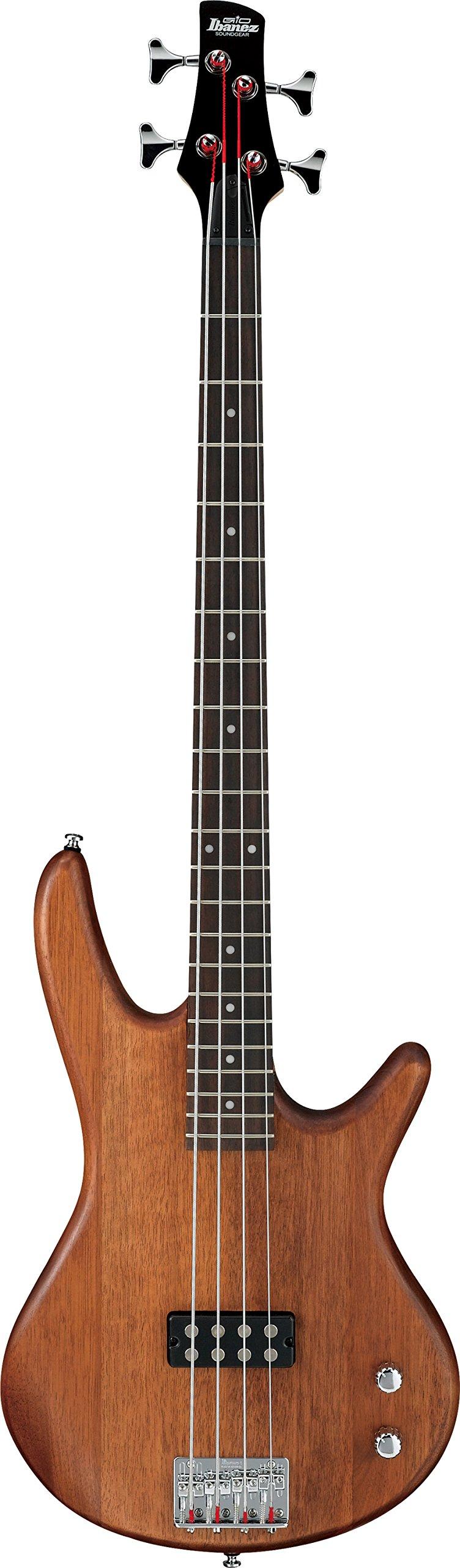 Ibanez 4 String Bass Guitar, Right Handed, Mahogany Oil (GSR100EXMOL)